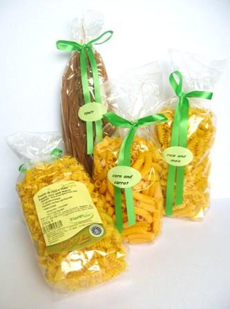 Gluten-Free Pasta range